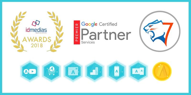 IDMEDIAS obtient de nouveau la certification régie publicitaire Google