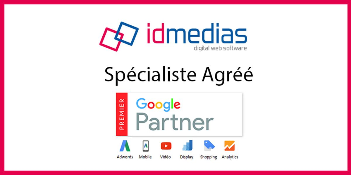 google partner idmedias